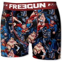 Underwear Boy Boxer shorts Freegun Blue-Red Justice Kids Boxer Shorts Blue