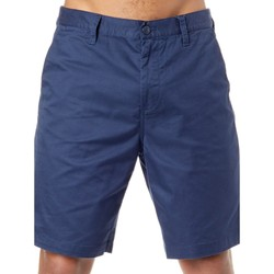 Clothing Men Shorts / Bermudas DC Shoes Black Iris Worker Straight - 20.5 Inch Walkshorts Black