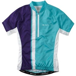 Clothing Women Short-sleeved t-shirts Madison 2016 Tour Womens Short Sleeved Cycling Jersey Blue
