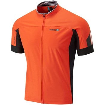 Clothing Men Short-sleeved t-shirts Madison 2015 Roadrace Windtech Short Sleeved Cycling Jersey Red