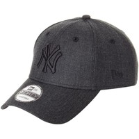 Clothes accessories Men Caps New-Era Heather Essential 9Forty New York Yankees Black