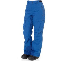 Clothing Women Cargo trousers Oakley Insulated 15K 2 Layer Womens Snowboarding Pants Black