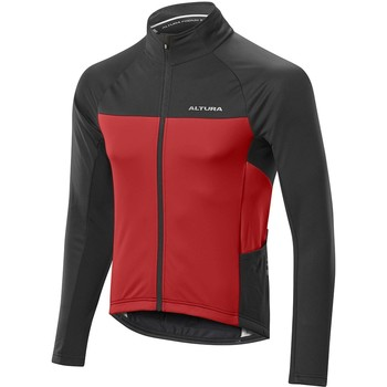 Clothing Men Jackets Altura 2017 Podium Elite Thermo Shield Cycling Jacket Red