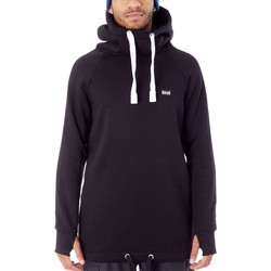 Clothing Men Fleeces Bro Chill N Shred - Classic Collection Snowboarding Hoody Black