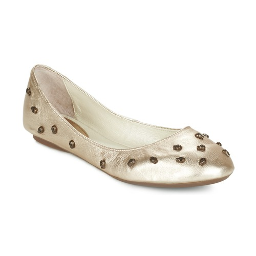 Shoes Women Flat shoes Mosquitos BLUES-M Gold