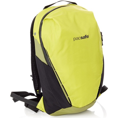 Bags Rucksacks Pacsafe Venturesafe X - 18 Litre Backpack Default Yellow