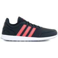 Shoes Children Low top trainers adidas Originals VS Switch 3K Black,Red