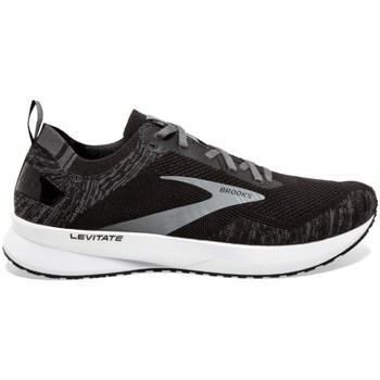 Shoes Men Running shoes Brooks Levitate 4 M Black