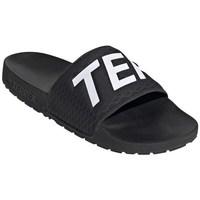 Shoes Men Sliders adidas Originals Terrex Adilatte Black