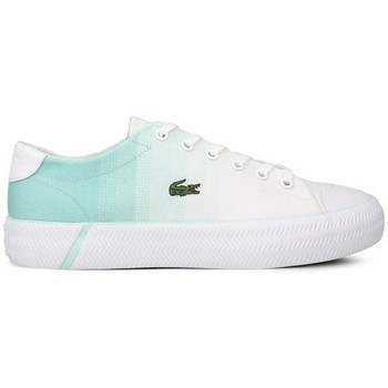 Shoes Women Low top trainers Lacoste Gripshot 120 3 Cfa White,Green
