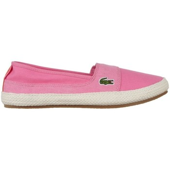 Shoes Women Espadrilles Lacoste Marice 218 1 Caw Pink