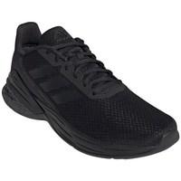 Shoes Men Low top trainers adidas Originals Response SR Black