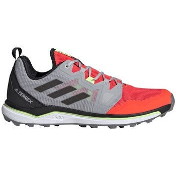 Shoes Men Running shoes adidas Originals Terrex Agravic Red,Grey