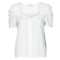 Clothing Women Tops / Blouses Betty London OOPSO White