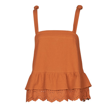 Clothing Women Tops / Blouses Betty London OULINE Rust