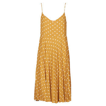 Clothing Women Short Dresses Betty London OULENE Yellow