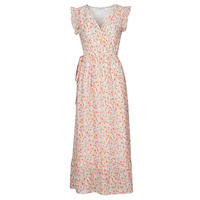 Clothing Women Long Dresses Betty London OULANE Pink