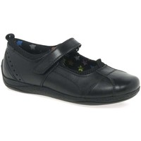 Shoes Girl Flat shoes Hush puppies Cindy Girls Junior Mary Jane School Shoes black