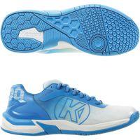 Shoes Women Multisport shoes Kempa Chaussures femme  Attack 2.0 blanc/bleu