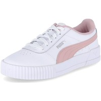 Shoes Women Low top trainers Puma Carina L White