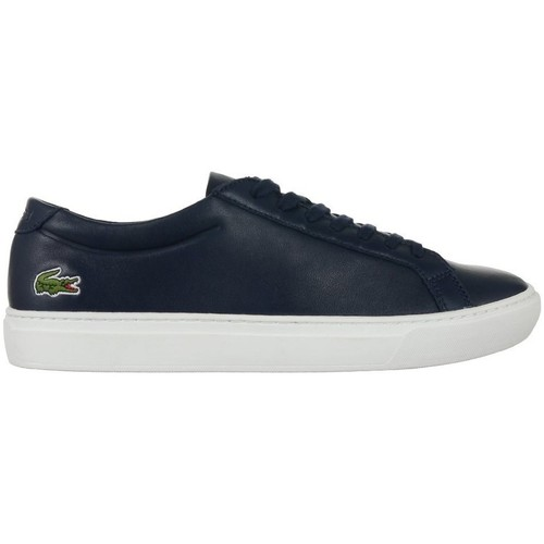 Shoes Men Derby Shoes & Brogues Lacoste L 12 Navy blue