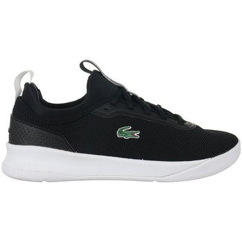 Shoes Women Low top trainers Lacoste Spirit 20 Black