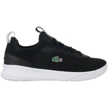 Shoes Women Low top trainers Lacoste Spirit 20 Black