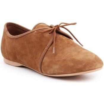 Shoes Women Derby Shoes Lacoste 25LEW2008B23 Brown