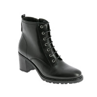 Shoes Women Mid boots André FANFARON Black
