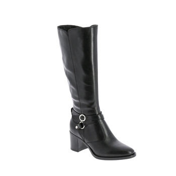 Shoes Women High boots André ELIOTTA Black