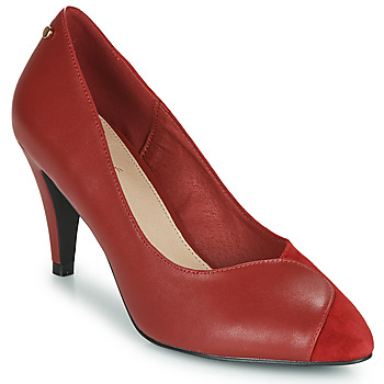 Shoes Women Heels André ROSAMONDE Red