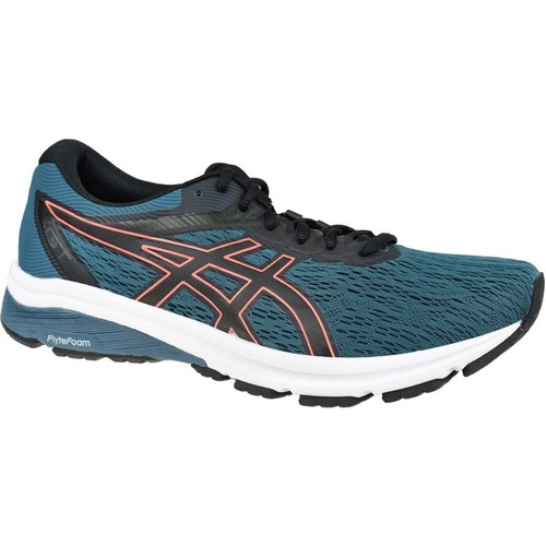 Shoes Men Low top trainers Asics GT800 Green