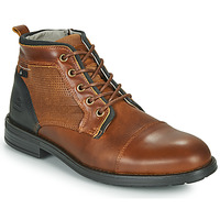 Shoes Men Mid boots Bullboxer EKRUS Brown