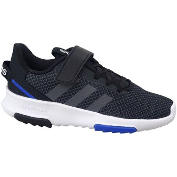 Shoes Boy Running shoes adidas Originals Racer TR 20 C White,Black