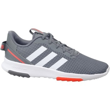 Shoes Children Running shoes adidas Originals Racer TR 20 K White,Grey