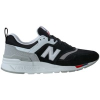 Shoes Women Low top trainers New Balance 997 Black, Grey