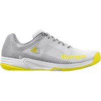 Shoes Women Multisport shoes Kempa Chaussures femme  Wing 2.0 blanc/jaune fluo