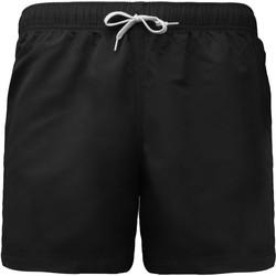 Clothing Men Shorts / Bermudas Proact Short de bain court noir