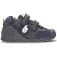 Shoes Boy Mid boots Biomecanics BABY BOY SPORTS SHOES 2021 BLUE