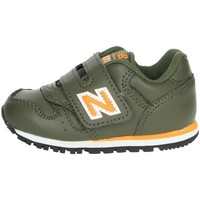 Shoes Children Low top trainers New Balance IV373EGY Dark Green