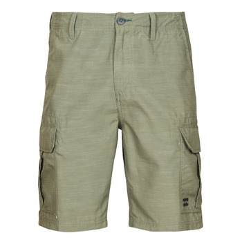 Clothing Men Shorts / Bermudas Billabong SCHEME SUBMERSIBLE Kaki