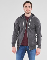 Clothing Men Sweaters Billabong ALL DAY ZIP HDY Black
