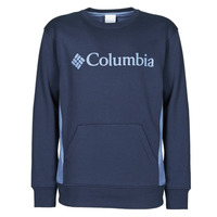 Clothing Men Sweaters Columbia MINA% RIVER CREW Blue