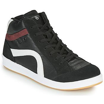 Shoes Men Hi top trainers André HIGHTECH Black