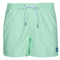 Clothing Men Trunks / Swim shorts Quiksilver EVERYDAY VOLLEY 15 Turquoise