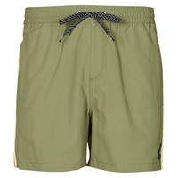 Clothing Men Trunks / Swim shorts Quiksilver BEACH PLEASE VOLLEY 16 Kaki