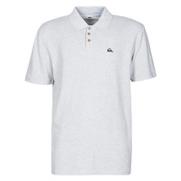Clothing Men Short-sleeved polo shirts Quiksilver LOIA POLO Grey