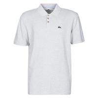 Clothing Men Short-sleeved polo shirts Quiksilver LOIA POLO Grey
