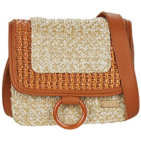 Bags Women Shoulder bags Roxy JUST PEACHY Beige