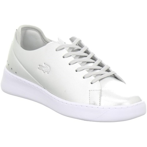 Shoes Women Low top trainers Lacoste Eyyla White